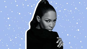 Programme image from Woman's Hour: Naomi Campbell, Equality at home, Susie Dent