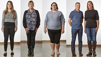 Programme image from You Are What You Wear: Episode 4