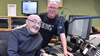 Programme image from Ken Bruce: Phil Collins and PopMaster