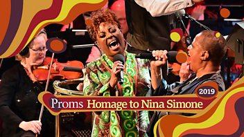 Programme image from BBC Proms: Homage to Nina Simone