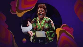 Programme image from BBC Proms: Celebrate the jazz music of singer, songwriter, arranger and political activist, Nina Simone
