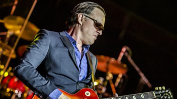 Programme image from The Blues Show with Cerys Matthews: Joe Bonamassa sits in