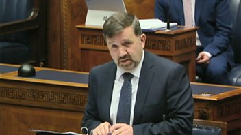 Programme image from Northern Ireland Assembly: 27/07/2020