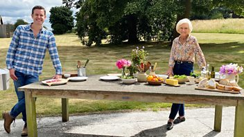 Programme image from Countryfile: Mary Berry Special
