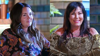 Programme image from EastEnders: Secrets from the Square: Kat and Stacey