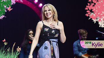 Programme image from Radio 2 Live: Episode 1: Kylie Minogue