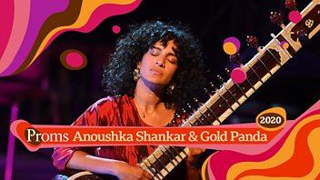 Programme image from BBC Proms: Anoushka Shankar and Gold Panda