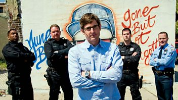 Programme image from Louis Theroux: Law and Disorder
