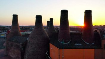 Programme image from Countryfile: Stoke-on-Trent