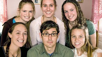 Programme image from Louis Theroux: Family Ties