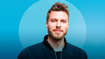 Programme image from Stephen Nolan: with Rick Edwards
