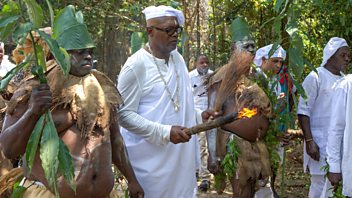 Programme image from Enslaved with Samuel L Jackson: Our People