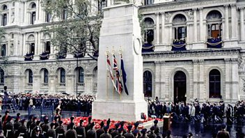Programme image from Remembrance Sunday: The Cenotaph: 2020 Highlights