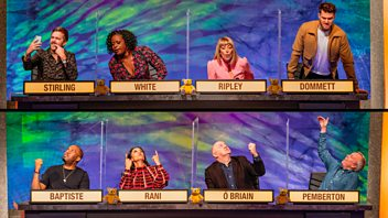 Programme image from BBC Children in Need: University Challenge Special
