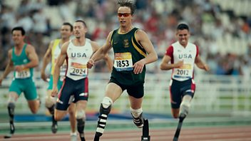 Programme image from The Trials of Oscar Pistorius: Part 2