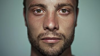 Programme image from The Trials of Oscar Pistorius: Part 3