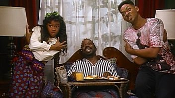 Programme image from The Fresh Prince of Bel-Air: Kiss My Butler