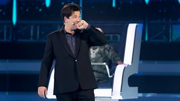 Programme image from Michael McIntyre's The Wheel: Episode 4