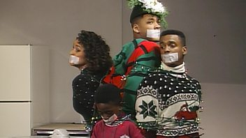 Programme image from The Fresh Prince of Bel-Air: Christmas Snow