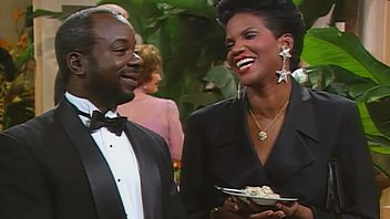 Programme image from The Fresh Prince of Bel-Air: Geoffrey Cleans Up