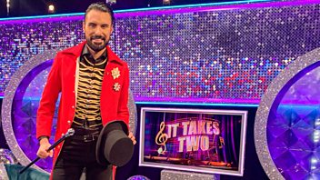 Programme image from Strictly - It Takes Two: Episode 30