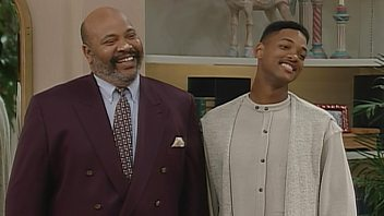 "Programme image from The Fresh Prince of Bel-Air: ""M"" Is For The Many Things She Gave Me"