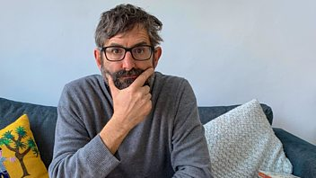 Programme image from Grounded with Louis Theroux: Grounded with Louis Theroux