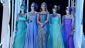 Programme image from Pretty Little Liars: How the 'A' Stole Christmas