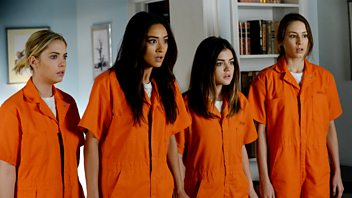 Programme image from Pretty Little Liars: Welcome to the Dollhouse