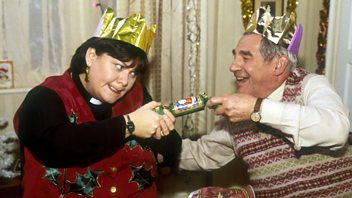 Programme image from The Vicar of Dibley: The Christmas Lunch Incident