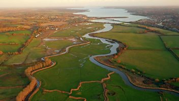 Programme image from Countryfile: Stour Estuary