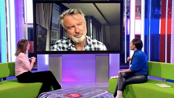Programme image from The One Show: 04/02/2021