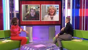 Programme image from The One Show: 10/02/2021