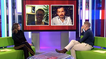 Programme image from The One Show: 11/02/2021