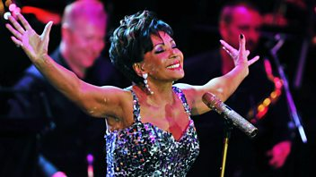 Programme image from Electric Proms: Dame Shirley Bassey