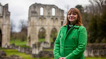 Programme image from Songs of Praise: The Rev Kate Bottley's Favourite Moments