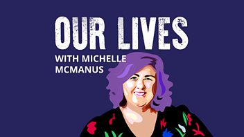 Programme image from Our Lives with Michelle McManus: Young Foster Parents and a Modern Day Viking