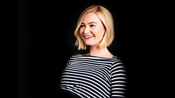 Programme image from Woman's Hour: Weekend Woman's Hour: Holly Smale, Paris Lees, #MeToo in the British Army, Hormones and vaccines