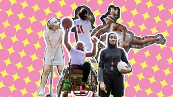 Programme image from Woman's Hour: A Celebration of Women's Sporting Success