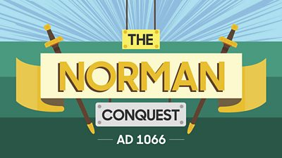 1066 - The Norman Conquest title screen