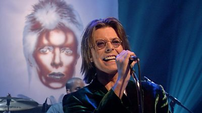 David Bowie on Later... with Jools Holland