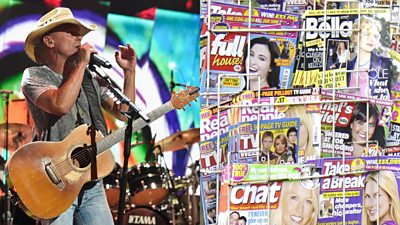 QUIZ: Country song or tabloid magazine headline?