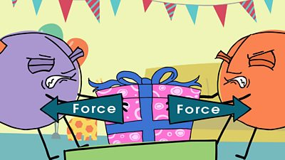 What is a force? - BBC Bitesize