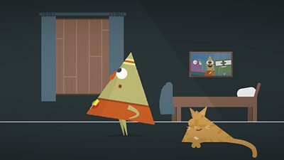 This animation explores why we choose certain materials for certain everyday objects.