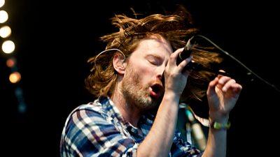 Radiohead announced as Glastonbury headliner 🎪