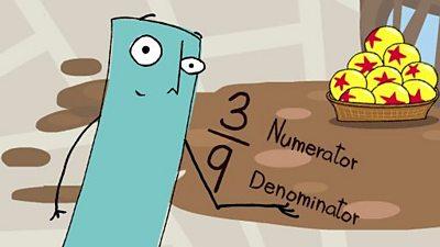 Written fractions