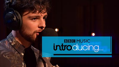 WATCH // Tom Grennan in session for BBC Introducing