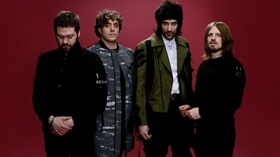 Eez-eh! Can you fill in the blanks in these Kasabian lyrics?
