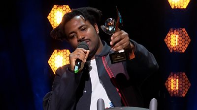 Sampha wins the Mercury Prize! Watch the highlights