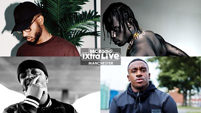 Bryson Tiller, Travis Scott and more for 1Xtra Live 2017